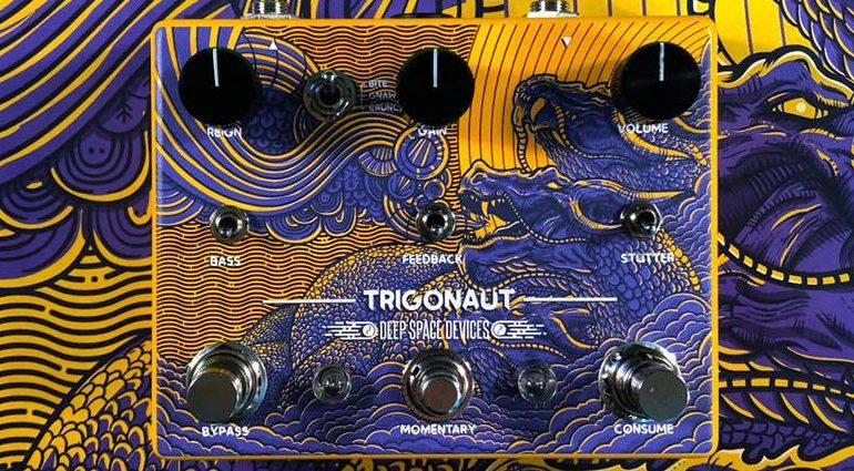Deep Space Devices Trigonaut