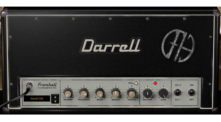 Das Randall Modell der Darrell CFH Collection