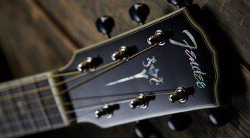 Fender wird neue Akustikgitarren auf der NAMM 2019 präsentieren.