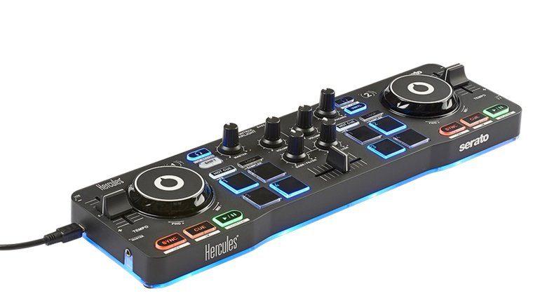 Hercules DJ StarterKit: DJControlStarlight