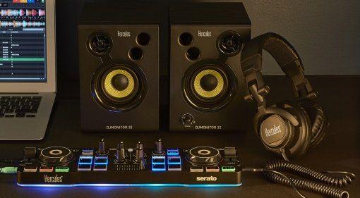 Hercules DJ StarterKit
