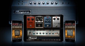 IK Multimedia Ampeg Collection 2 iOS