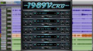 Zeitreise garantiert! 1989Verb VST bringt euch zurück in die Vergangenheit