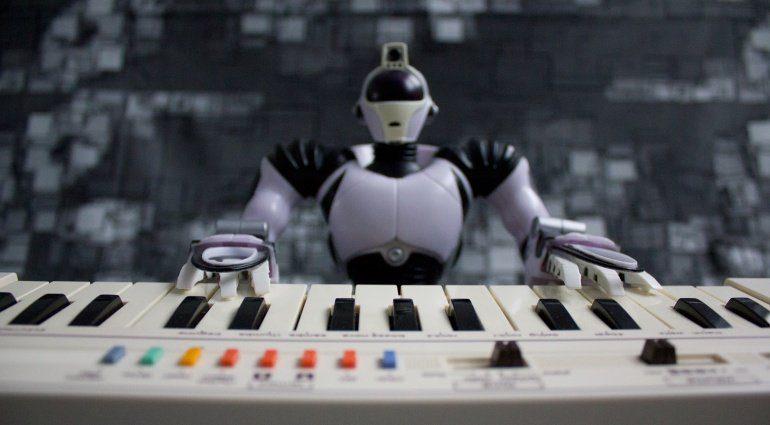 Künstliche Intelligenz macht Musik