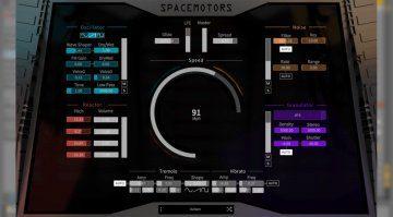 LeSound SpaceMotors erzeugt Motorengeräusche der Zukunft
