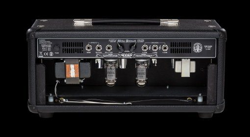 Mesa Boogie FIllmore 25 Head Topteil Back
