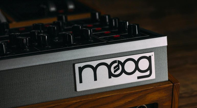 Moog One Synthesizer Analog Polyphon