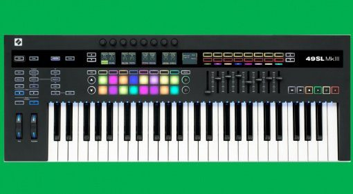 Novation Remote SLMkIII