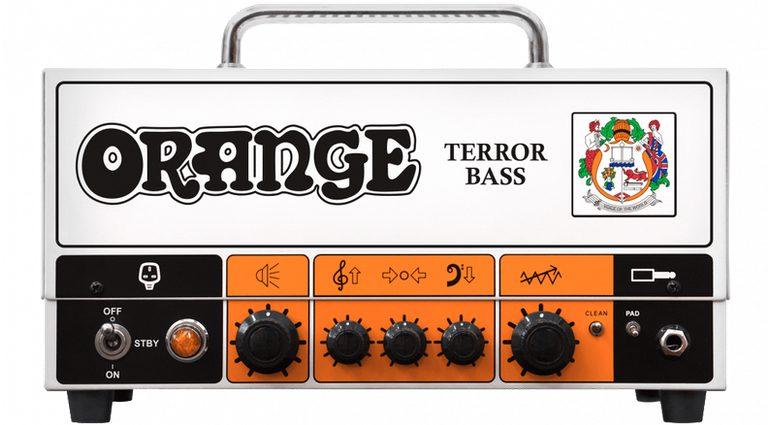 Orange Terror Bass V2 Front