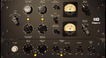 Overloud präsentiert uns mit COMP670 eine Emulation des legendären Fairchild Kompressors