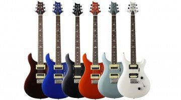 Paul Reed Smith PRS SE Standard 24 Lackierung
