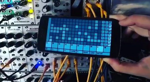PolyRytm Android MIDI Sequencer