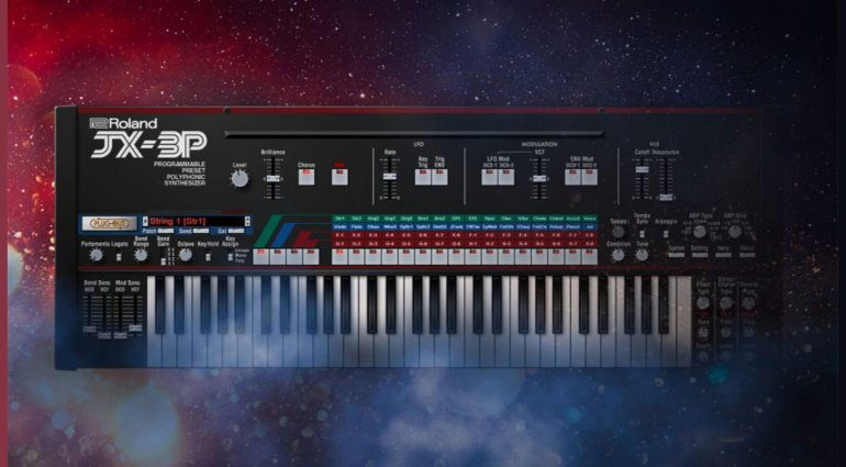 Roland JX3P Plugin
