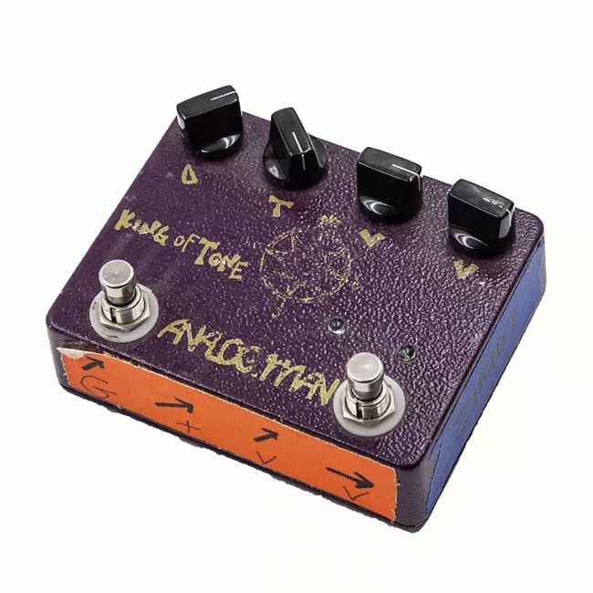 Sonic Youth Analogman King of Tone