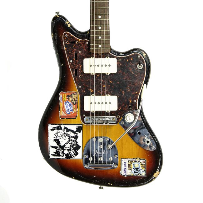 Sonic Youth Fender Jazzmaster
