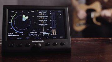 Ist TC Clarity M Stereo der kostengünstige Hardware-Analyzer?