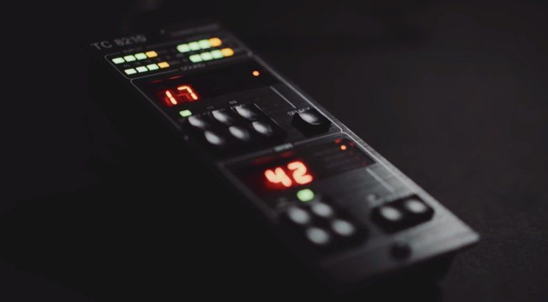 TC Electronic TC8210 Reverb Controller Plug-in Effekt Teaser
