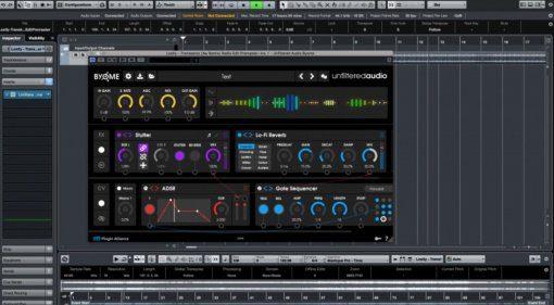 Unfiltered Audio Byome ist ein modularer Effektprozessor ohne Grenzen
