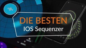 Musikproduktion mit iOS: das sind die besten Sequencer Apps