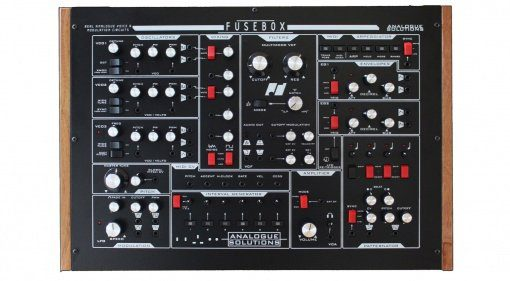 Analogue Solutions Fusebox schwarz