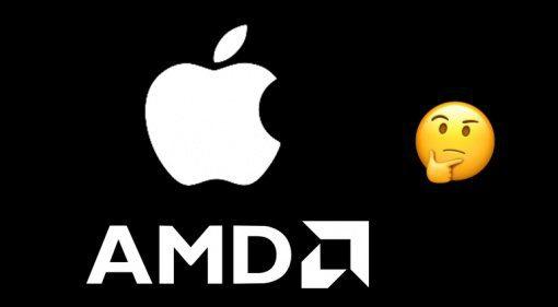 Apple AMD CPU Gedankenspiel TEaser