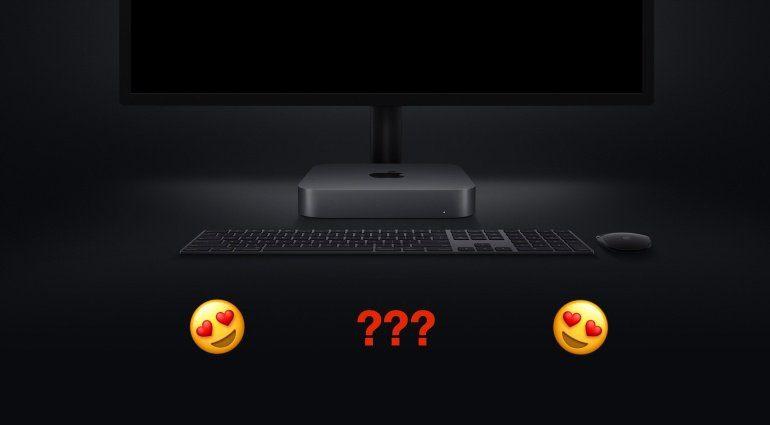 Apple Mac Mini 2018 STudio Traum Computer macOS