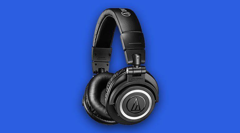 Audio-Technica M50xBT Kopfhörer
