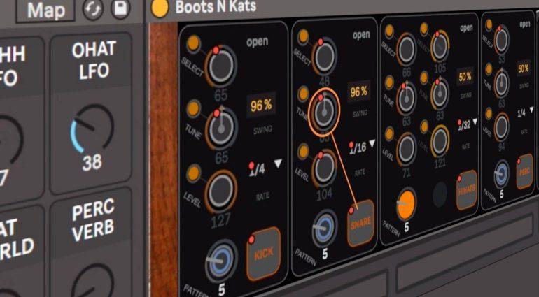 Boots N Kats: die vollautomatische Beat-Maschine für Ableton Live 10