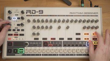 Behringer präsentiert neues RD-9 Video: bald verfügbar!