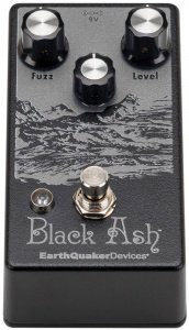 EarthQuaker-Devices-Black-Ash-Endangered-Fuzz Front