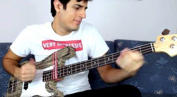 Cardboard Pappe Bass Davie504