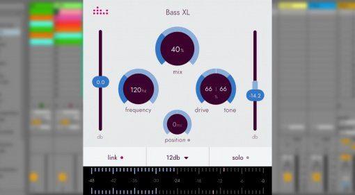 Denise Bass XL erweitert den Bassbereich eurer Sounds