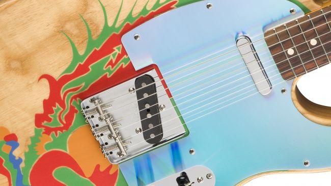 Fender-Jimmy-Page-MirrorDragon-Telecaster