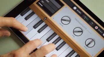 Mellowsound: die kostenlose Mellotron M400 Emulation für iOS!