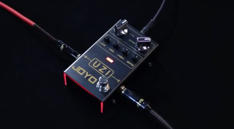 Joyo R 03 UZI Distortion Pedal