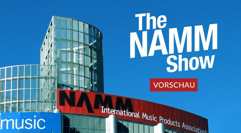 NAmm SHow 2019 Vorschau Teaser 1540x850