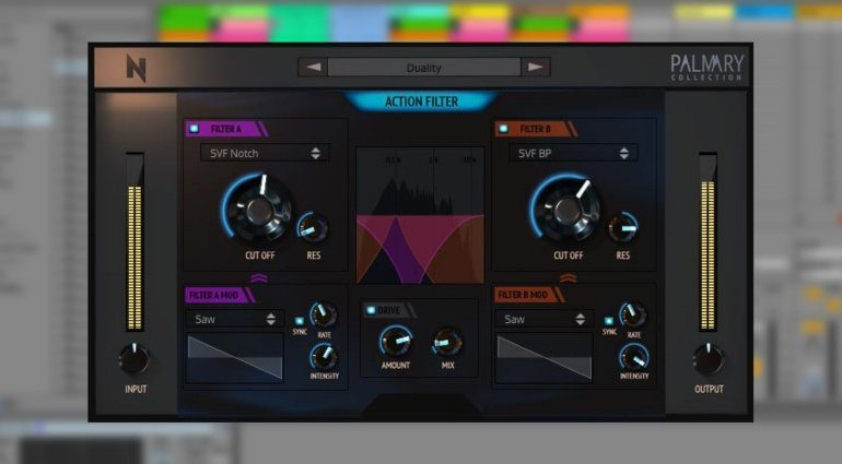 Action Filter: Modulation-Mania trifft auf analoge Filter Modelle
