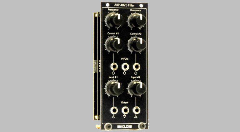 o3 Audio ARP Filter