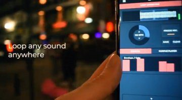Loopfield scannt eure Umgebung nach Sounds und erstellt Audio-Loops