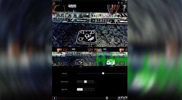 Beat Sync Maker bringt kostenlos eure EDM- oder DJ-Performance mit Videos zum Kochen