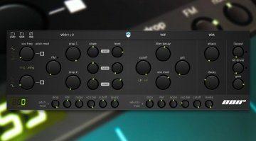 Ruismaker Noir: der Beat- und Bass-Synthesizer für iOS