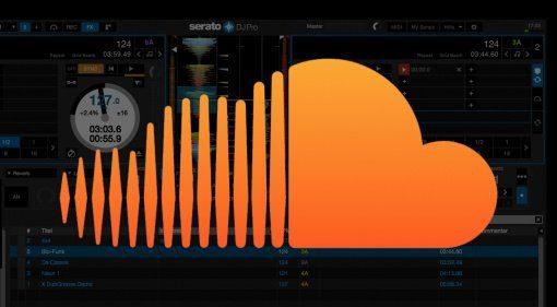Neue Serato DJ Beta ermöglicht Streaming aus SoundCloud