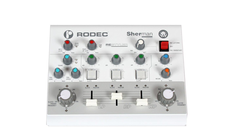 Sherman Rodec Restyler
