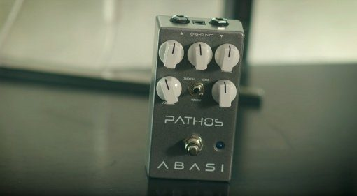 Tosin Abasi Pathos Wampler Effekt PEdal Distortion