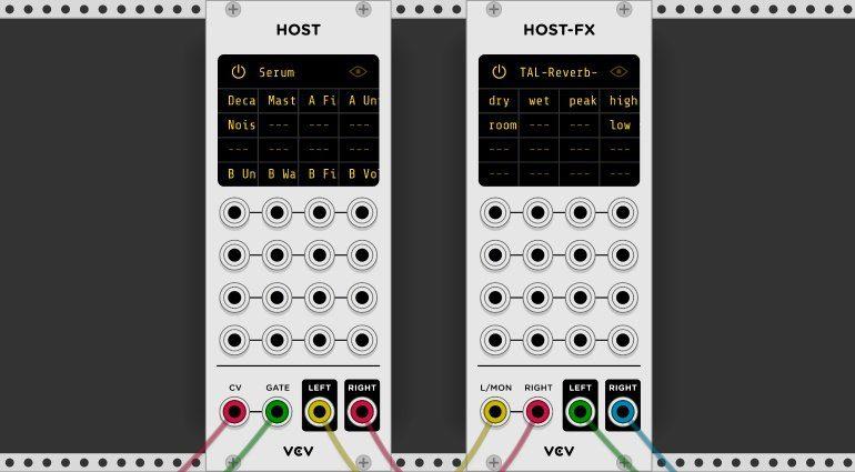 VCV Host