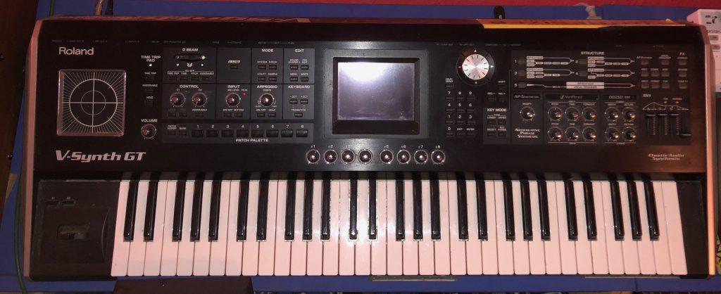 Roland VSynth GT