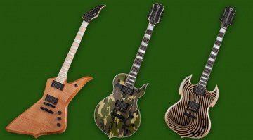 Drei neue Limited Editions von Wylde Audio