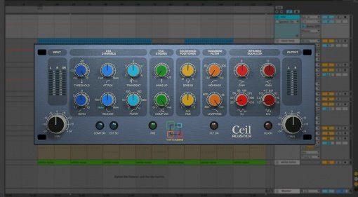 Acustica Audio Ceil Channel Strip Plug-in