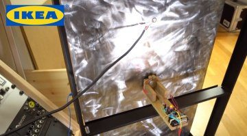 BROR-DIY-Reverb: Das IKEA Plate Reverb wird professionell!