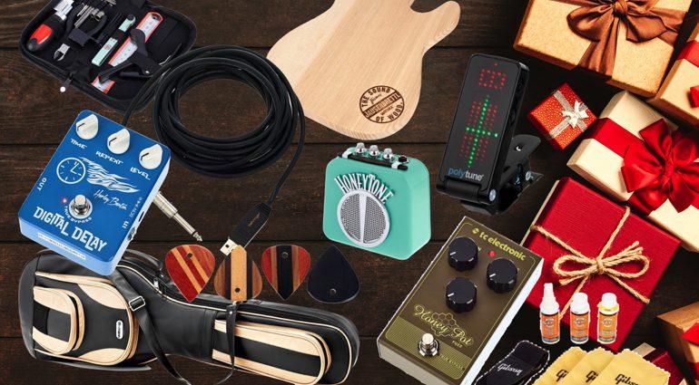 Die 10 besten Geschenke Weihnachten Gitarre bass